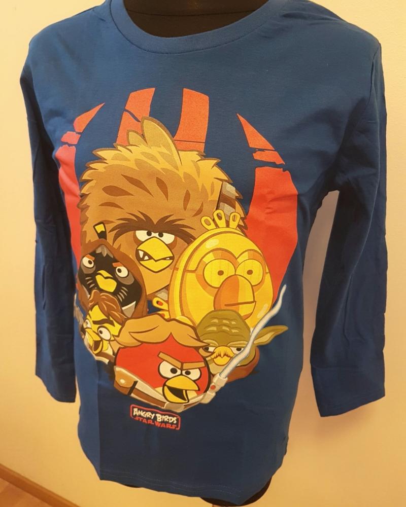 """Pluus """"Angry Birds"""""""