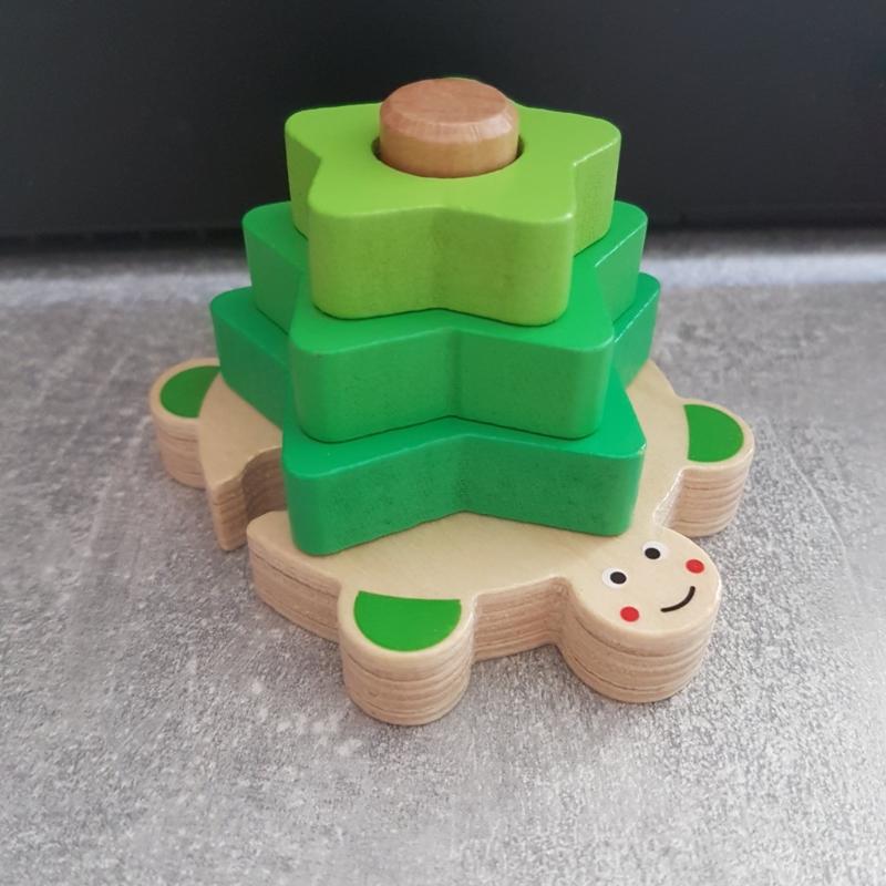 Puidust tornid