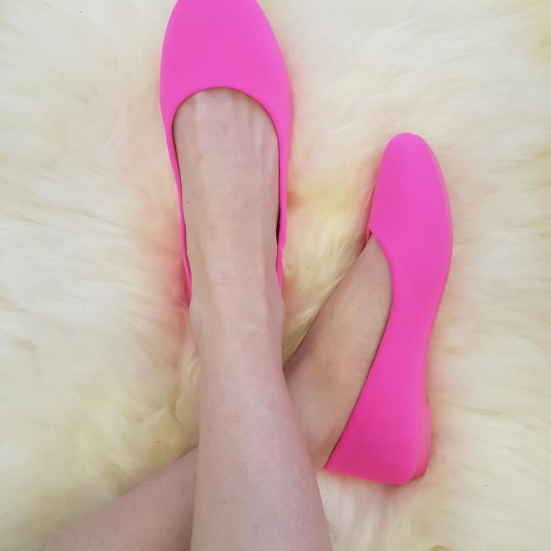 Baleriinad, roosad