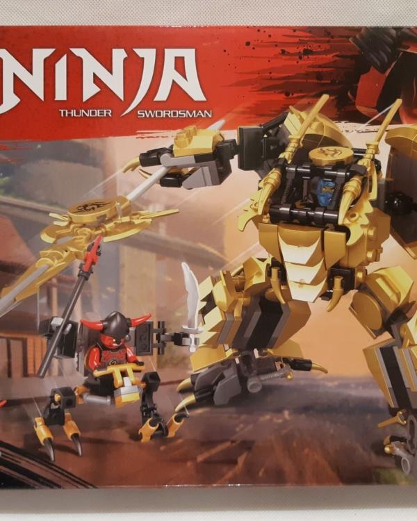 Ninja konstruktorid, 316-osaline