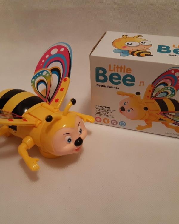 Muusikaga liikuv mesilane