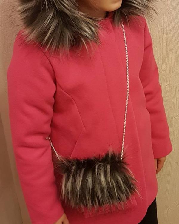 Mantel + kott