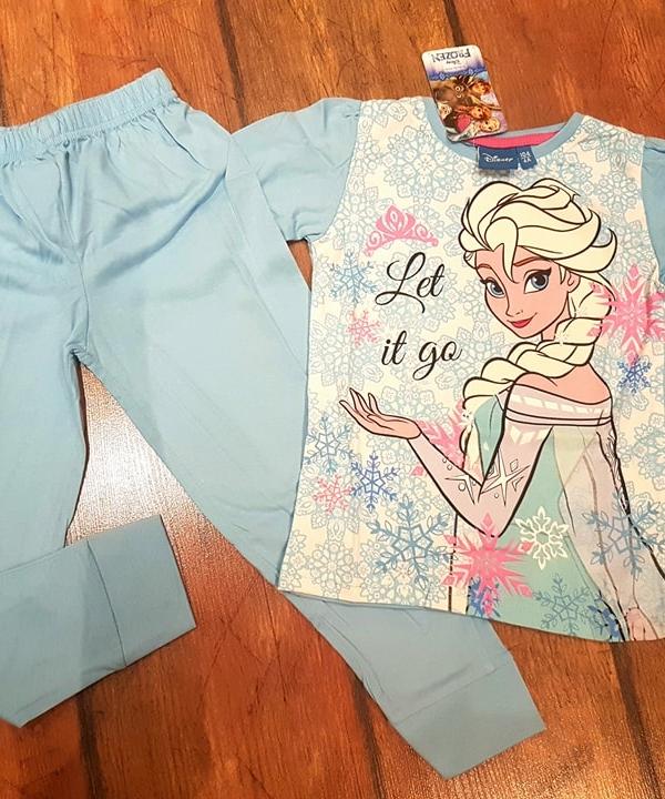 Elsa pidžaama